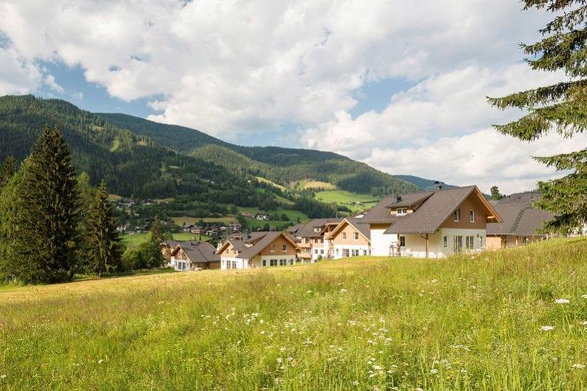 kindercamping in Oostenrijk
